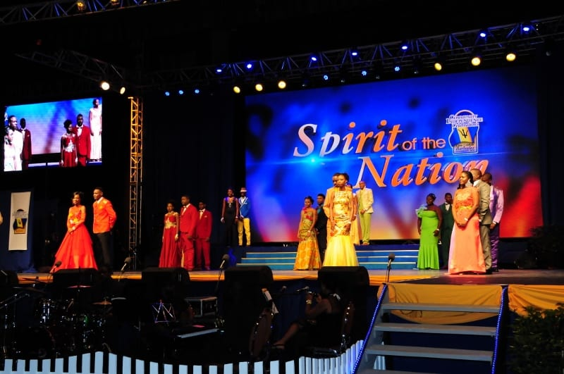 Spirit Of The Nation Show Nov. 17