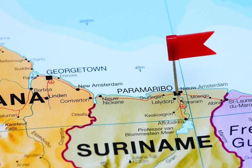Barbados And Suriname Sign Agreement