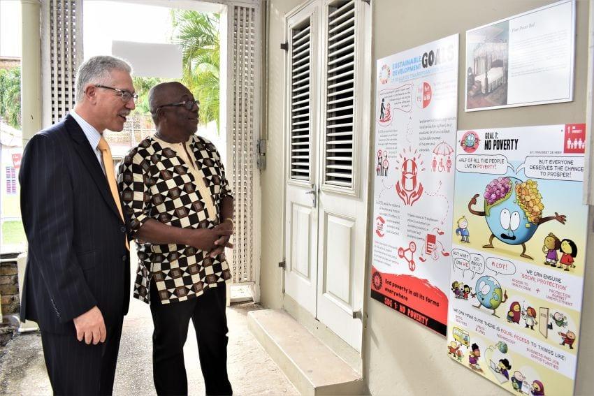 Sustainable Development Agenda Relevant