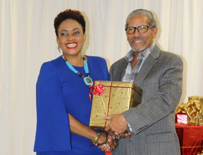 BIDC Long Service Employees Recognised