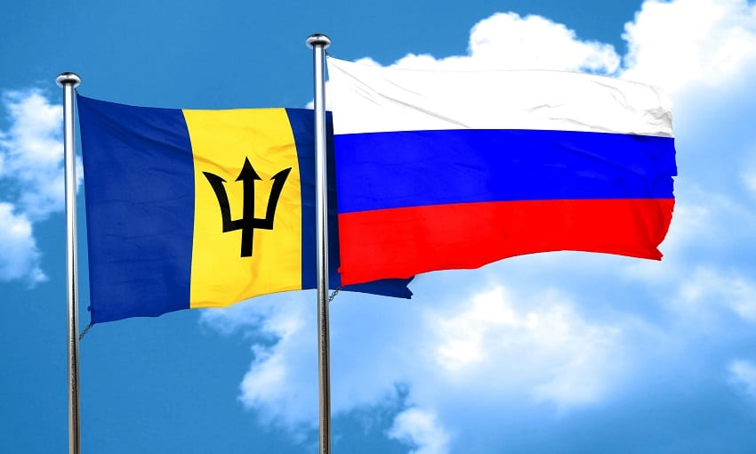 Barbados & Russia  Keen On Deepening Relations
