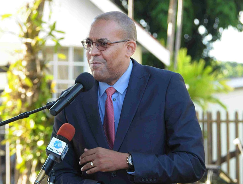 Minister Symmonds: Small Businesses Have Big Impact