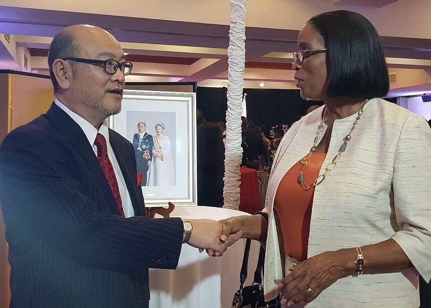 Barbados & Japan: 51 Years Of Friendship