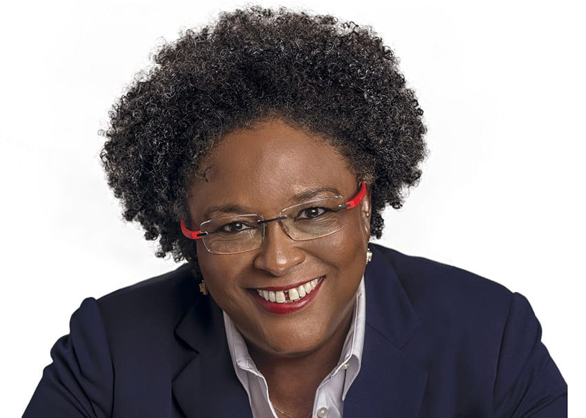 Prime Minister Mottley Attends ACP Summit In Kenya