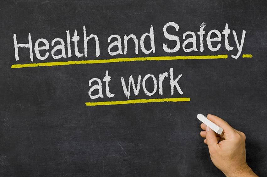 World Safety & Health Day At Work 2020
