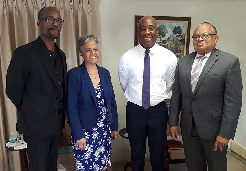 Minister Walcott: Explore Suriname Opportunities