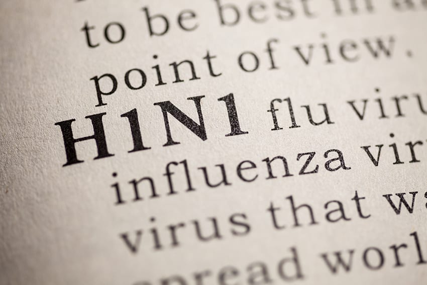 No Cases Of H1N1 Virus So Far This Year