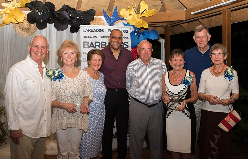 Loyal Visitors To Barbados Recognised