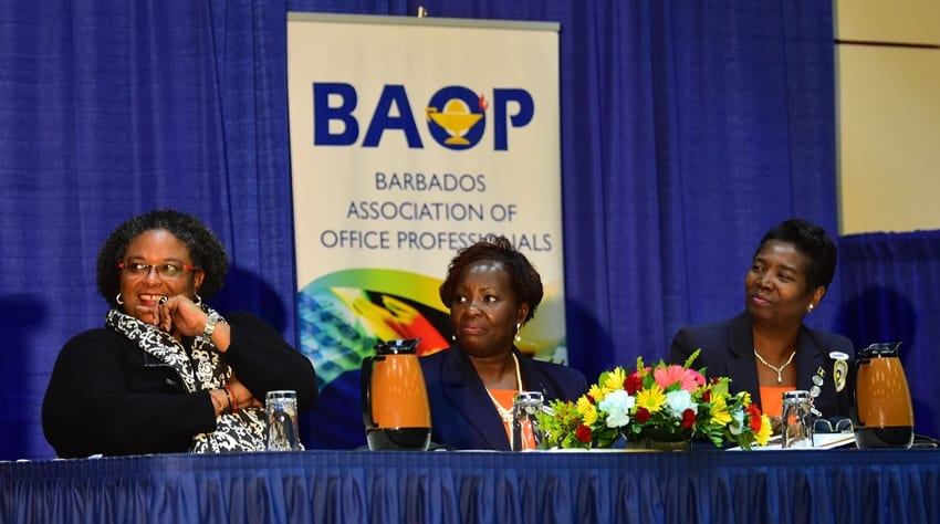Barbadians Urged To Help Young People