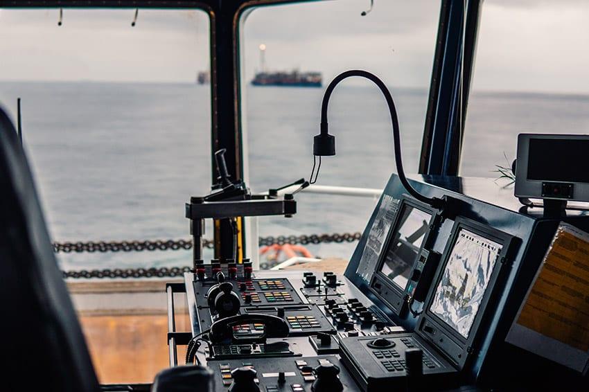 Training To Improve Boat Handling Skills