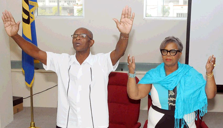 Barbadians Told: Now Is The Time To Give Back