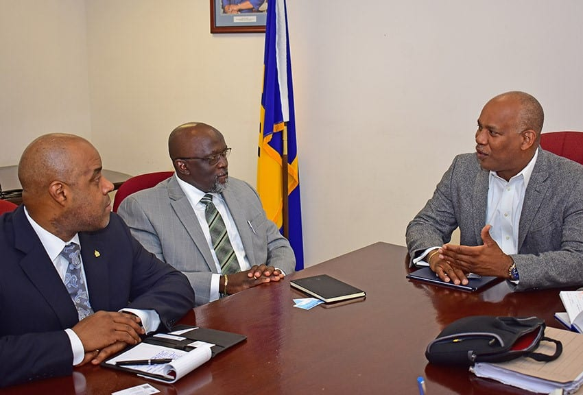 Attorney General Welcomes Interpol Caribbean Office
