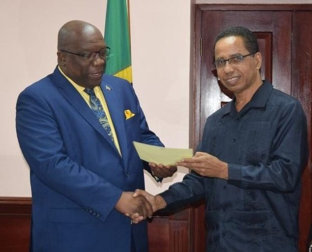Closer Ties Between Barbados & Saint Kitts & Nevis