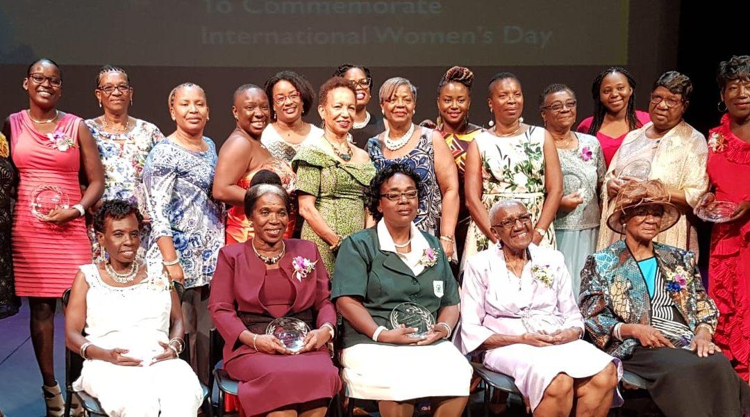 12 Outstanding Barbadian Women Honoured