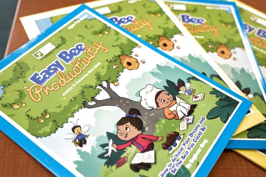 Children's Activity Books On Productivity