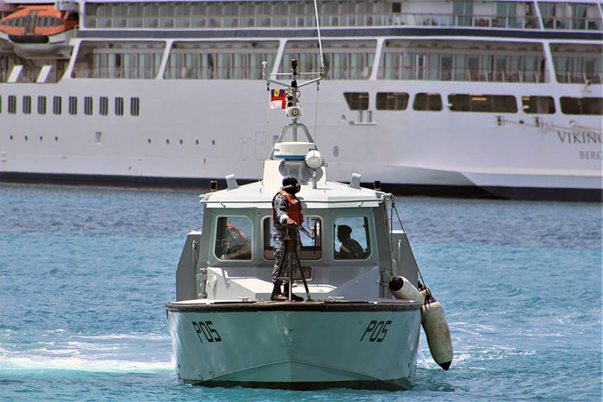 Barbados To Conduct More Exercise Drills