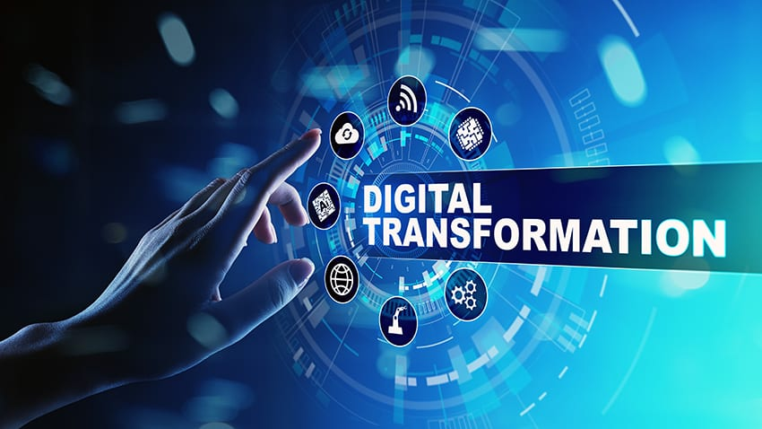 Government Committed To Digital Transformation
