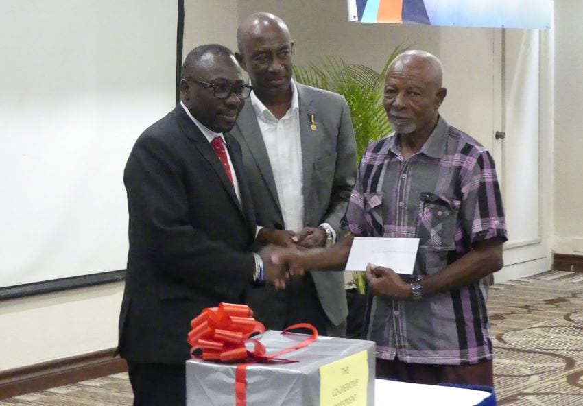 Co-operatives' Initiative Not Just For Barbados