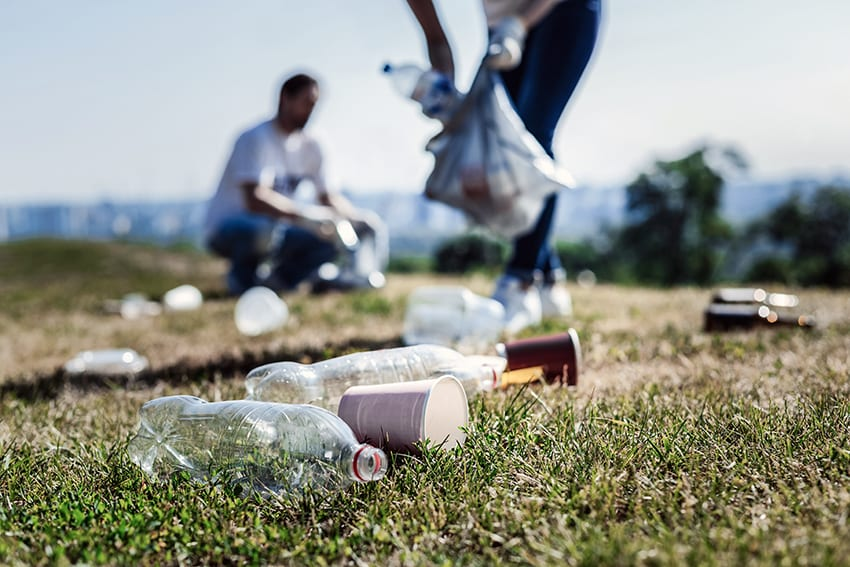 """Children Encouraged To Become """"Litter Police"""""""