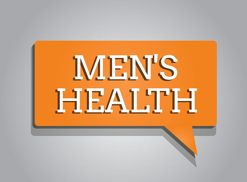 Men's Health Groups To Meet