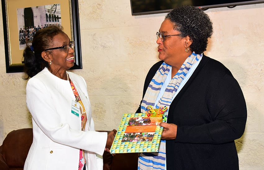 PM Receives 'A Common Wealth Of Experience'