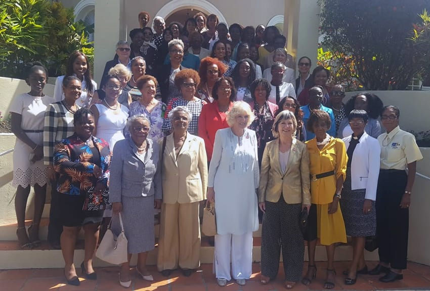 Duchess Wowed By Barbados' Remarkable Women