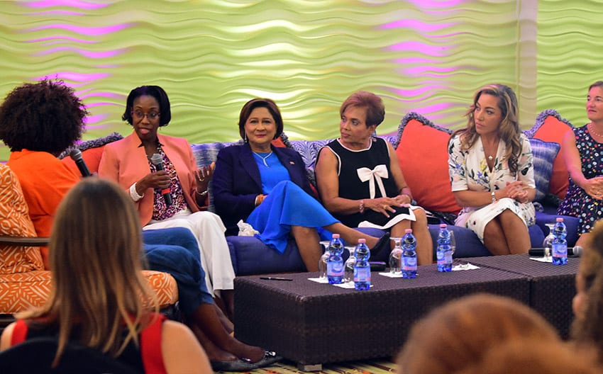 Women Told To Remain Focused