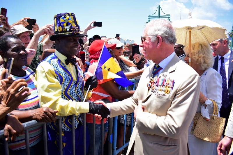 Royals To Depart Barbados On Sunday