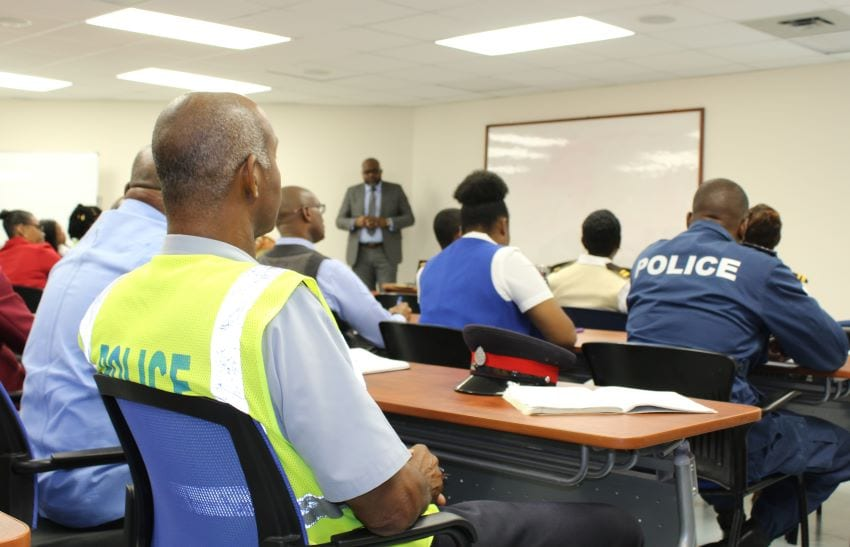 Border Security Training For Frontline Staff