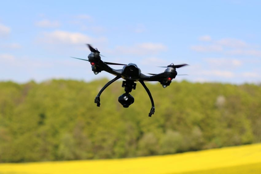 Online Permission Needed To Use Licensed Drone In Barbados' Airspace