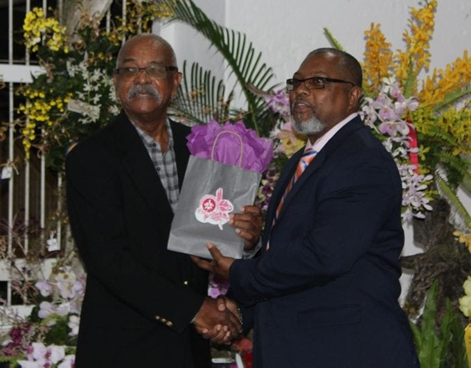 Orchid Society Praised For 80 Year Milestone