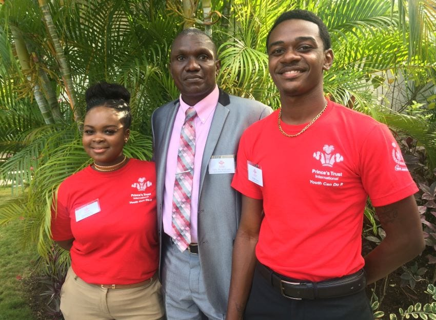 Officer Praises Prince's Trust Youth Intervention