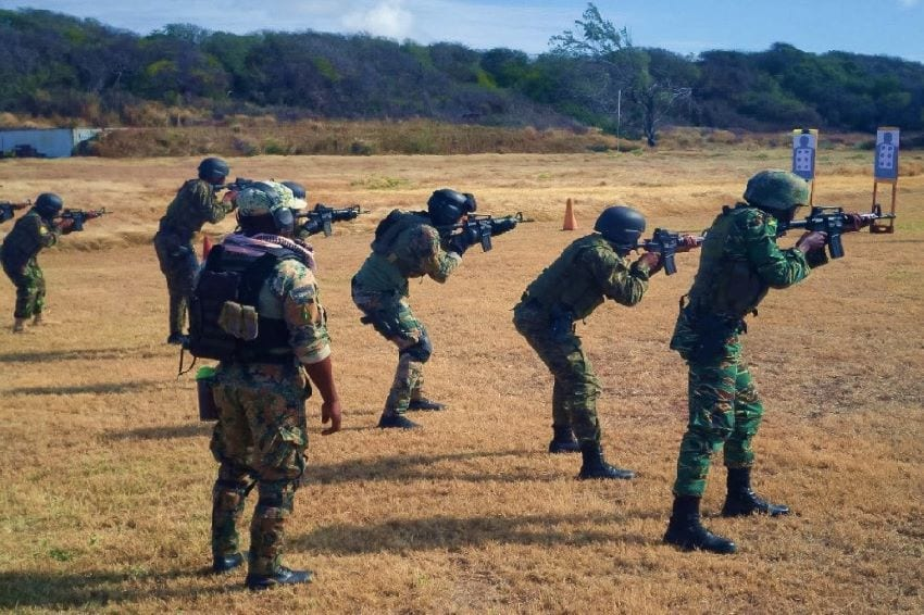 Special Operations Minor Tactics Course 19/01