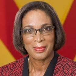 Hon. Cheryl Sandra V. Husbands, M.P.