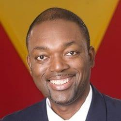 Hon. Colin E. Jordan, M.P.