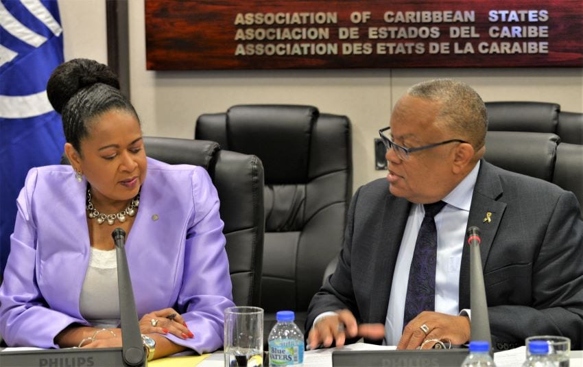 ACS Secretary General Praises Barbados
