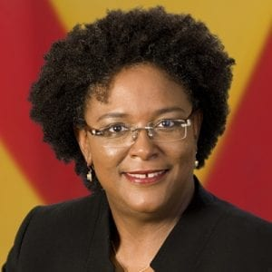 The Hon. Mia Amor Mottley, Q.C., M.P.