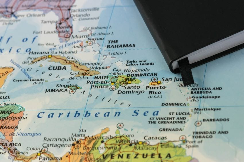 Caribbean Tourism Ministers Discussing Future Of Sector
