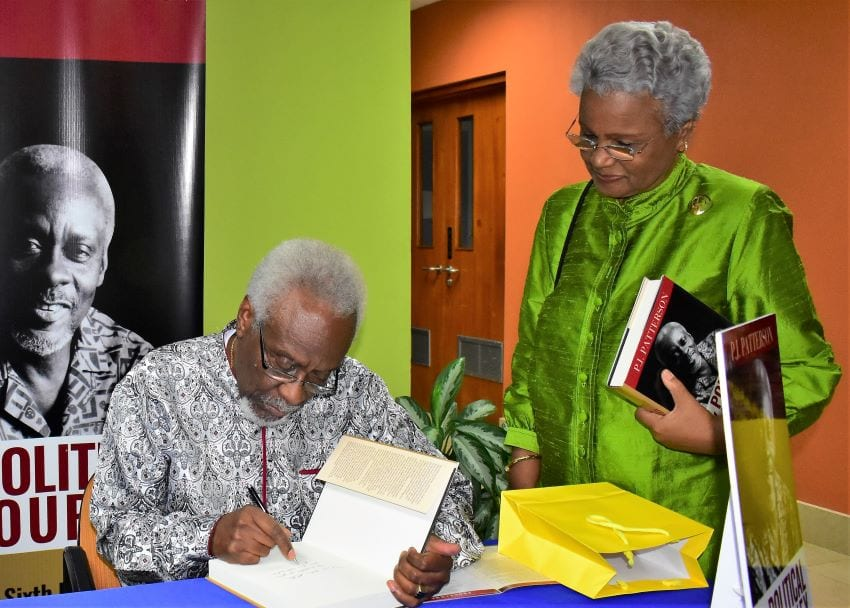 PM Hails P.J. Patterson As An Inspiration