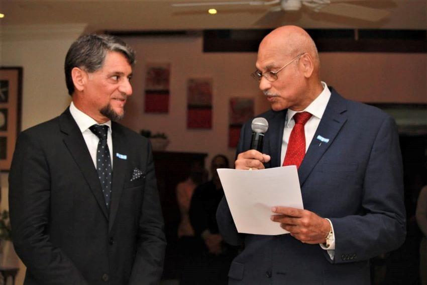 Closer Ties Between Argentina & Barbados