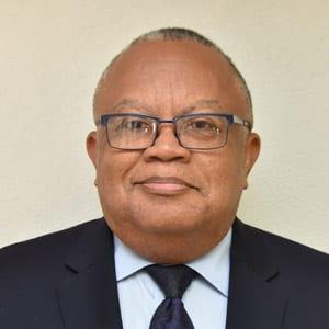 Senator Dr. Jerome X. Walcott, J.P.