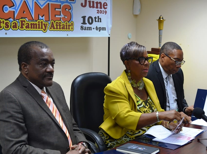 Fun Activities A Feature Of 2019 Senior Games