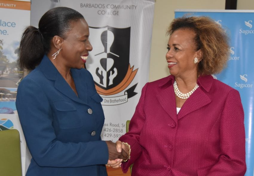 BCC & SAGICOR Sign Memorandum