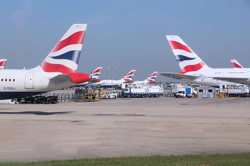 Year-Round Daily Direct Service From Heathrow
