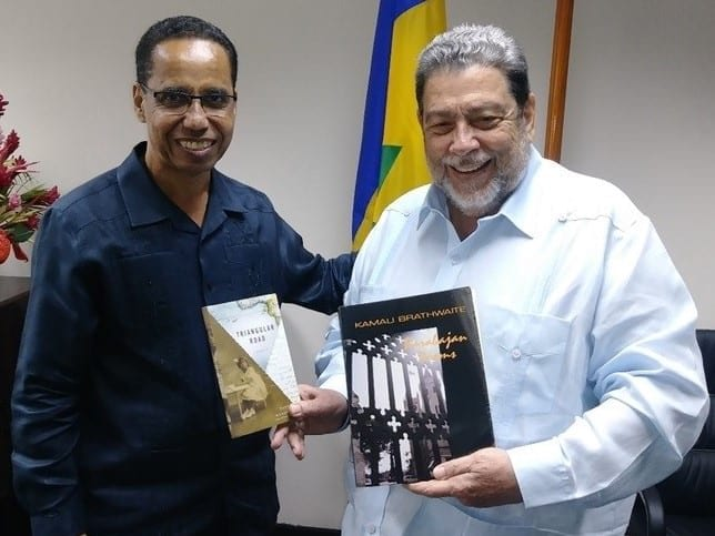 Barbados & St. Vincent Strengthening Ties