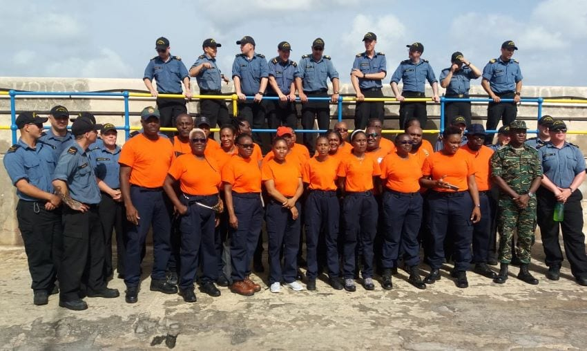 Contingent Off To Exercise Tradewinds