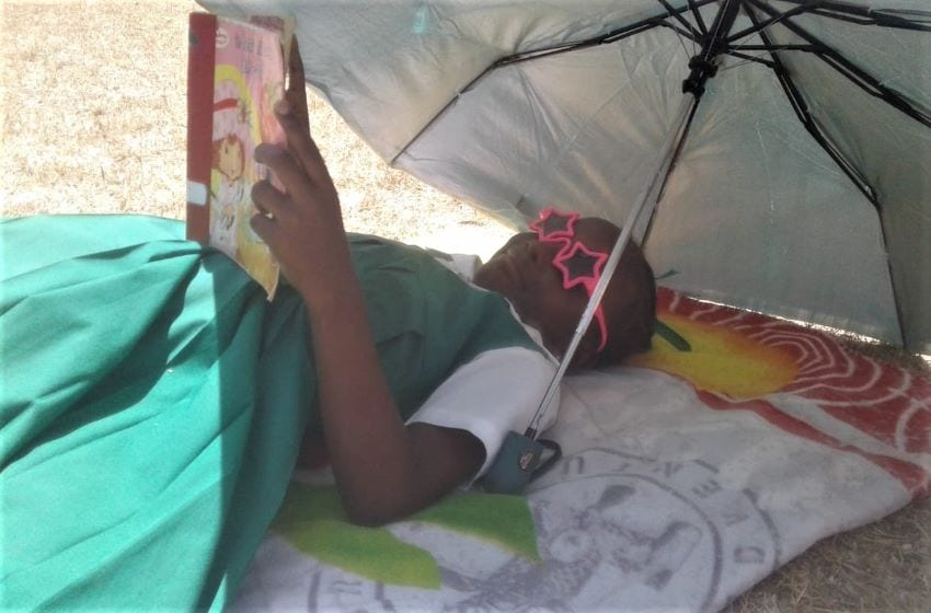 Ignatius Byer Puts Focus On Reading