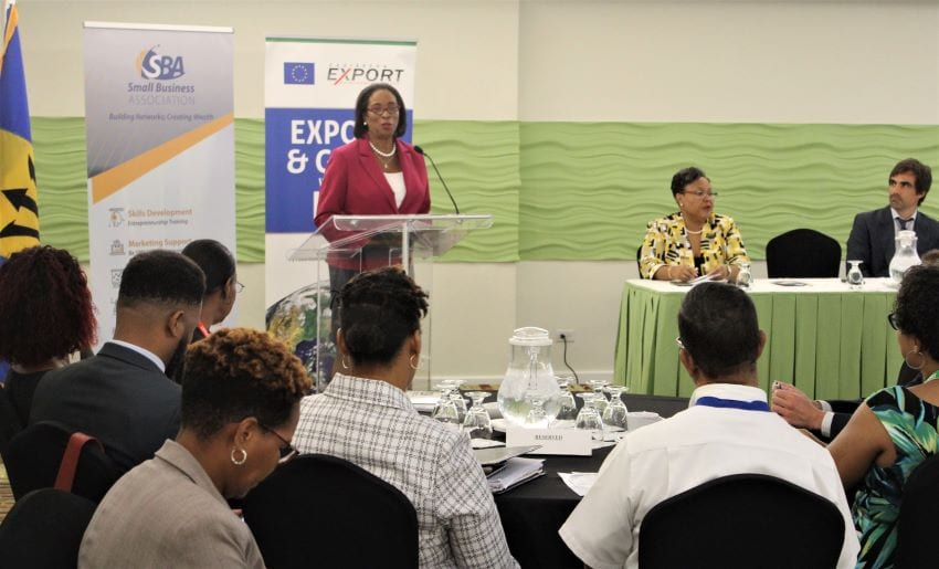 SMEs Urged To Leverage CARIFORUM-EU EPA
