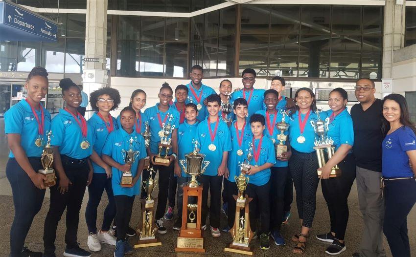 Junior Squash Team Praised For Performance