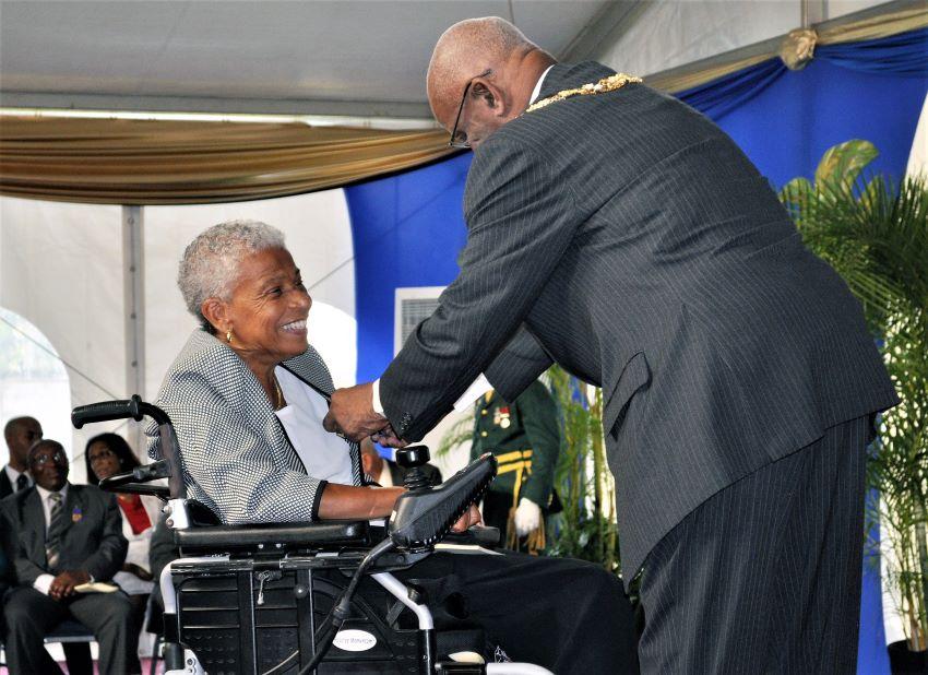 Statement On The Passing Of Boneta Phillips
